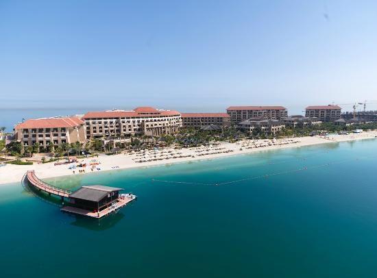 Sofitel Dubai The Palm Resort & Spa #Sofitel #ThePalm