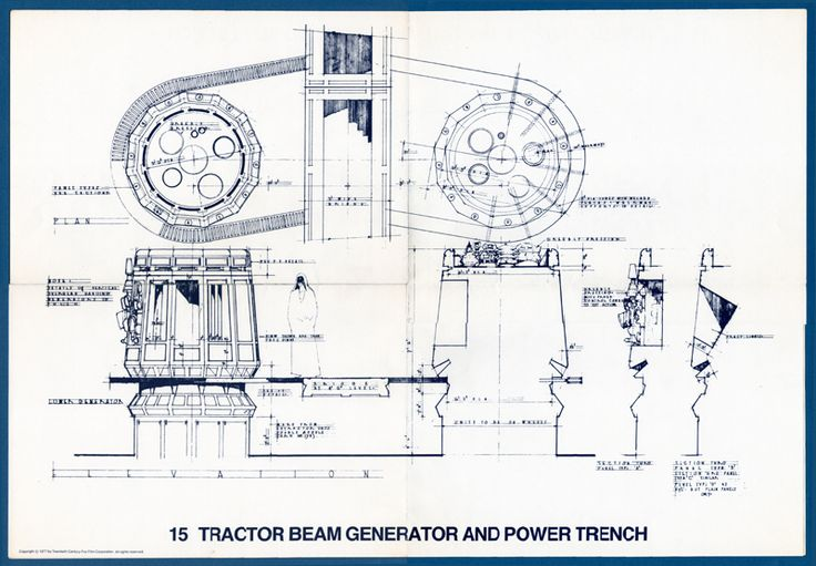 The Death Star Project Star Wars The Death Star Project - Death star blueprints