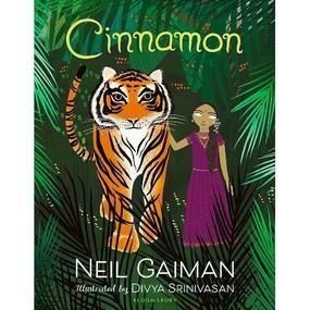 Cinnamon by Neil Gaiman £11.99