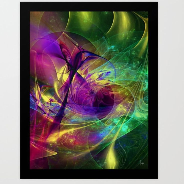 #colors #jfdupuis #fractal