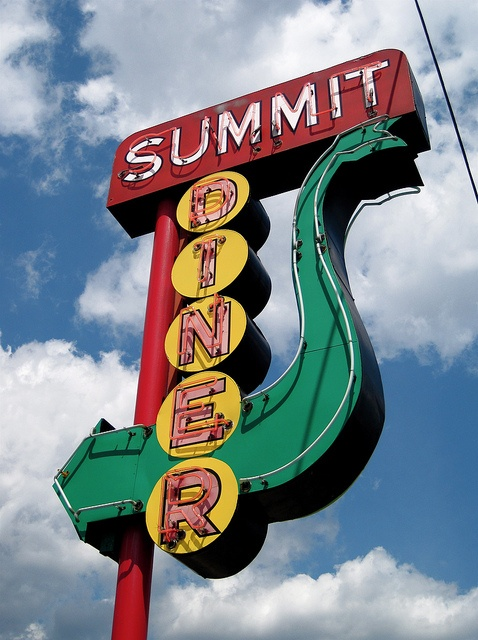 Summit Diner...Somerset, Pennsylvania