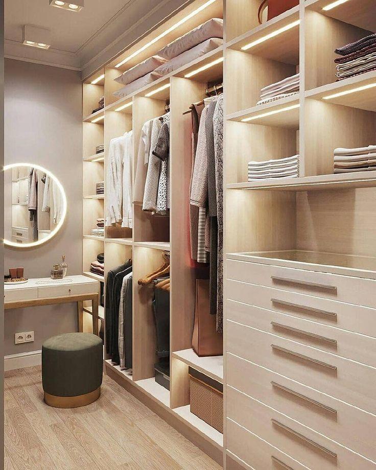 дизайн гардеробных комнат фото отделочных работ