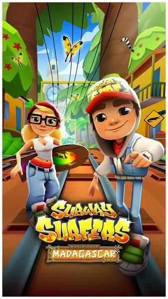 Subway Surfers v1.53.0 (Mods) http://gchaninjapan.blogspot.com/2016/04/subway-surfers-v1530-mods.html