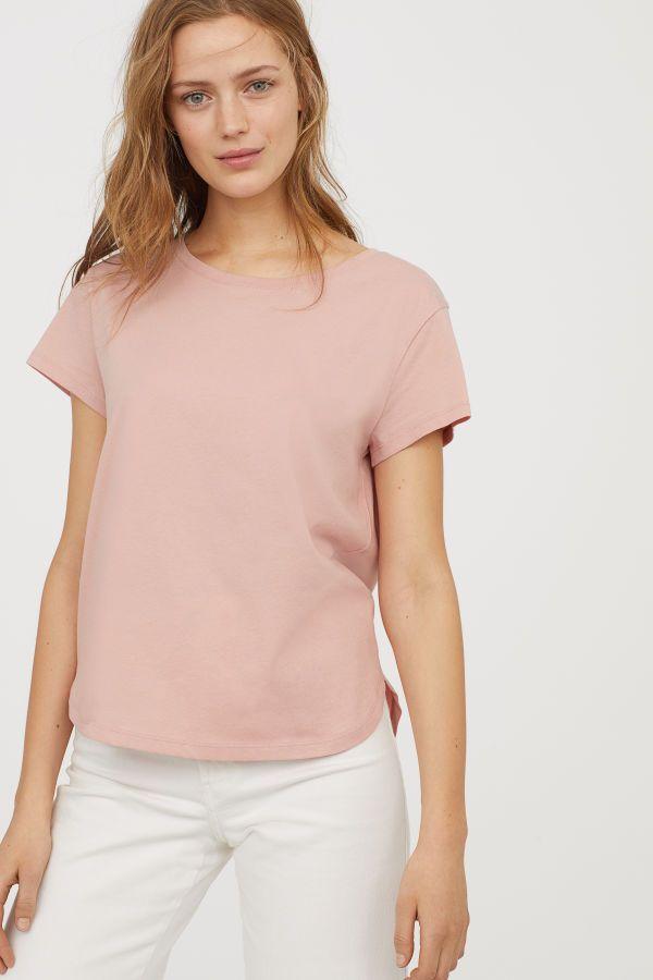 Cotton T-shirt  f0f68f30b9c