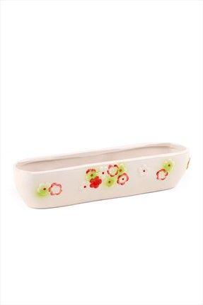 Neşeli Mutfaklar - Çiçek Serisi Derin Zeytinlik 22 cm M34-CİCEK15 %63 indirimle 14,99TL ile Trendyol da