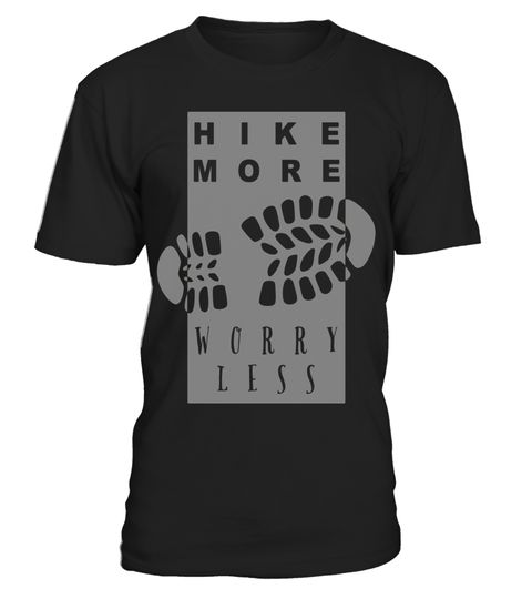 "# Hike More Worry Less Shirt - Hiking Camping Trek T-Shirt .  Special Offer, not available in shops      Comes in a variety of styles and colours      Buy yours now before it is too late!      Secured payment via Visa / Mastercard / Amex / PayPal      How to place an order            Choose the model from the drop-down menu      Click on ""Buy it now""      Choose the size and the quantity      Add your delivery address and bank details      And that's it!      Tags: The perfect gift for…"