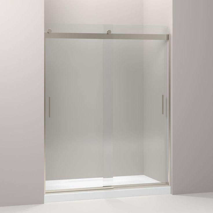 17 Best Ideas About Sliding Shower Doors On Pinterest