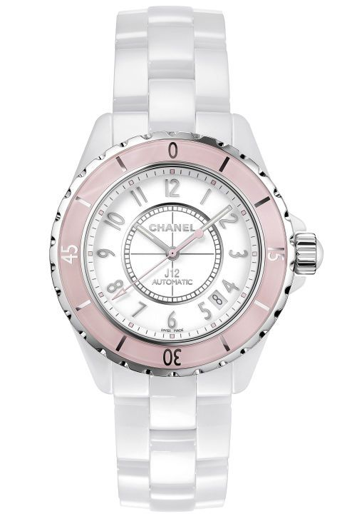 Chanel Watch watch, prices upon request, 800-550-0005.