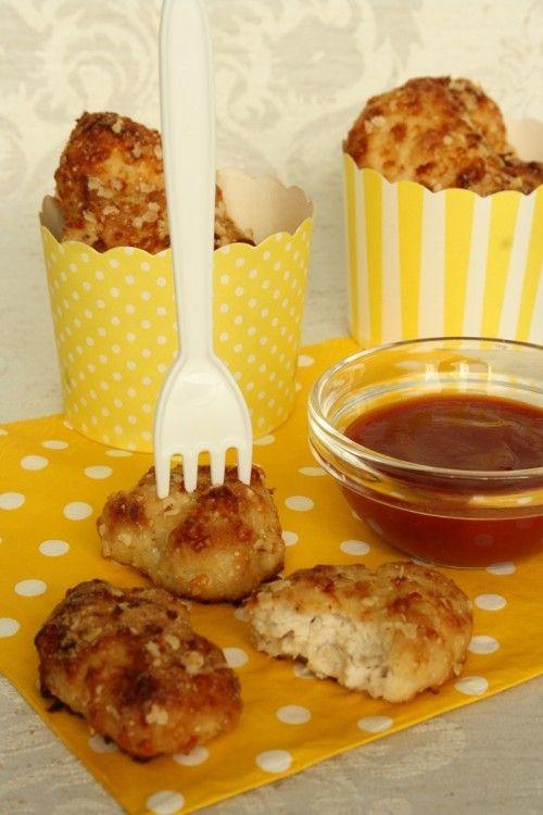 Csirkefalatok édes-savanyú szósszal