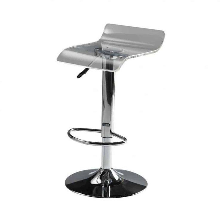 Barhocker aus Acrylglas und verchromtem Metall Pop Art Jetzt bestellen unter: https://moebel.ladendirekt.de/kueche-und-esszimmer/bar-moebel/barhocker/?uid=5dca61db-adf8-557e-943f-85176e75841c&utm_source=pinterest&utm_medium=pin&utm_campaign=boards #barhocker #kueche #esszimmer #barmoebel