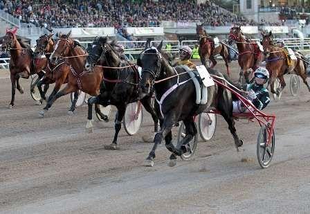 Ippica: GP Lotteria vince litaliano di Svezia Oasis Bi record della corsa e delle scommesse ad Agnano