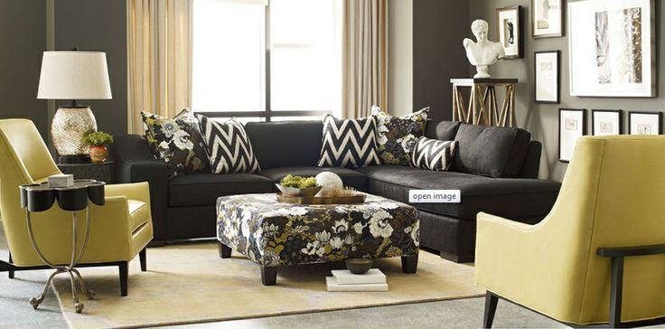 Itu0027s OK to mix Leather Colors and Patterns with Fabric prints. Check out our selection & mixing leather and fabric furniture in living room | My Web Value