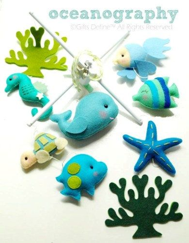 As requested -- ASAP for event on Oct 1st    GIFTS DEFINE IS THE CREATOR OF THE ORIGINAL DECORATIVE THEMED FUN ANIMALS SET WOOL-FELT BABY MOBILE