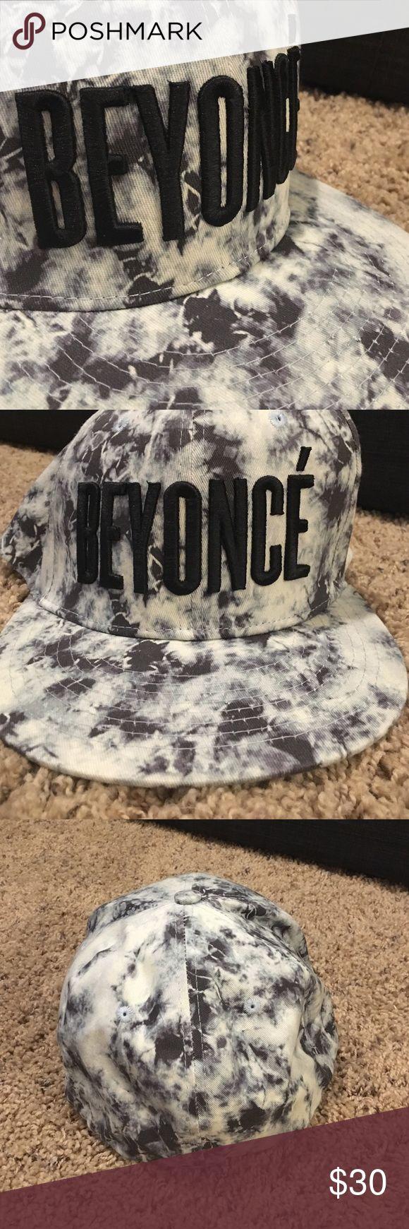 Beyoncé flat bill hat from Beyoncé.com Never worn. NWOT. Official Beyoncé merchandise. Beyoncé Accessories Hats