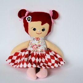 Lalka Tośka - Monika 35 cm