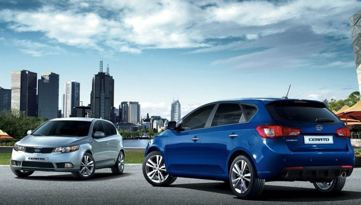 Kia Cerato Hatch #cars #auto