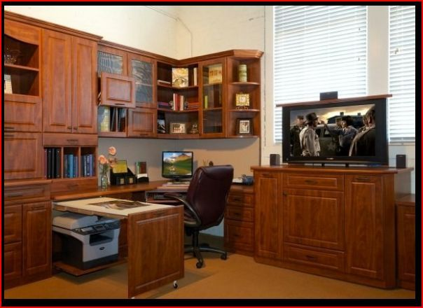 Home Office Built-Ins