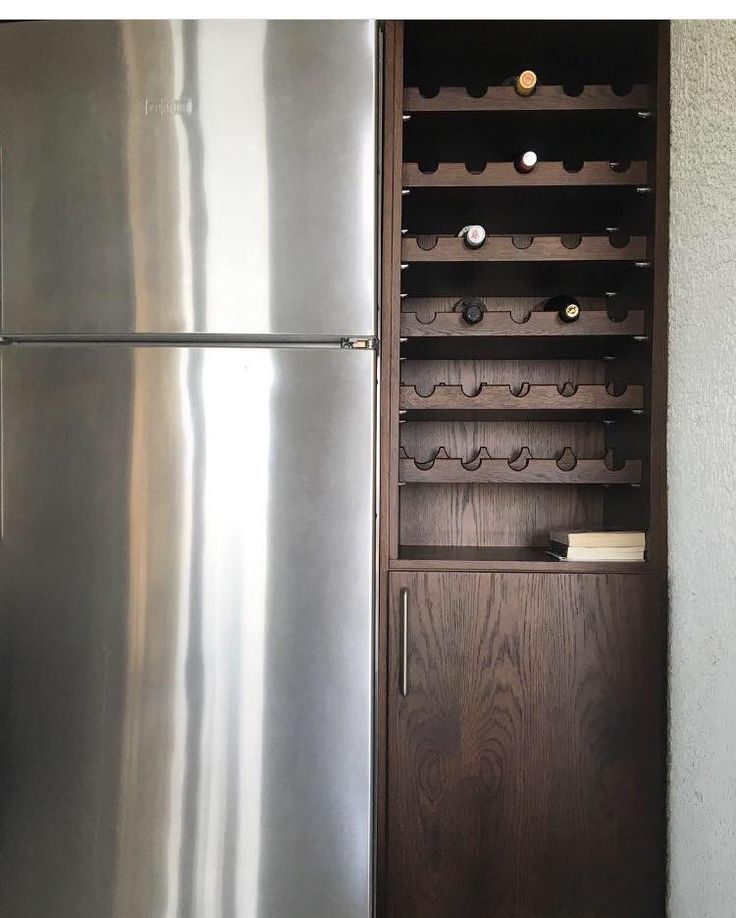 #kitchen #winecellars #wood #design #interiordesign #home