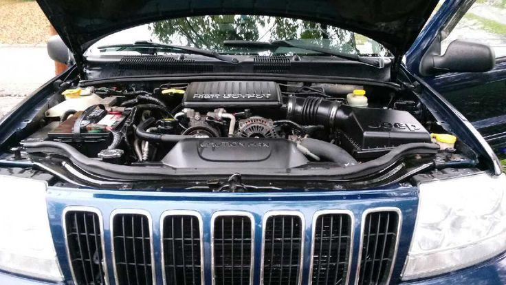 eBay: 2003 Jeep Grand Cherokee Limited Sport Utility 4-Door 2003 Jeep Grand Cherokee Limited Sport Utility 4-Door 4.7L #jeep #jeeplife