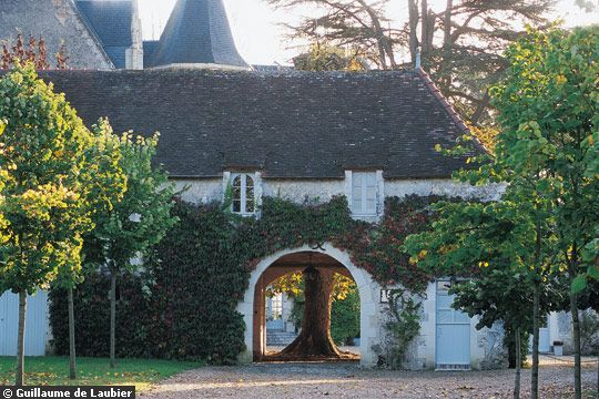 17 best ideas about french country gardens on pinterest for French countryside house