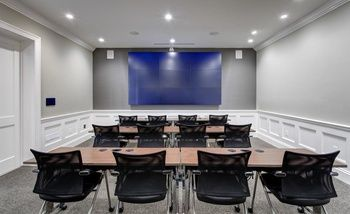 St. James Hotel Conference Room Coleman Partners Architects, LLC