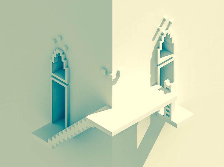 Doors (voxel art) – Saymygame