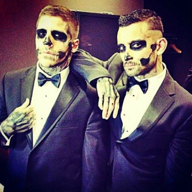 10 Totally Clever Halloween Costumes For Gay Couples