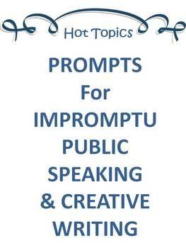 Creative oral presentation ideas slut