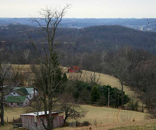 Picture of Marion County, WV hills: Marion County, West Virginia, Hands Corner, Wv Cities, God Virginia, App Stores, Red Barns, County Wv, Virginia Born