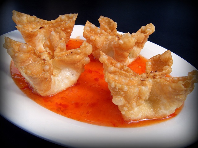 Pei Wei Crab Rangoon's are delish!