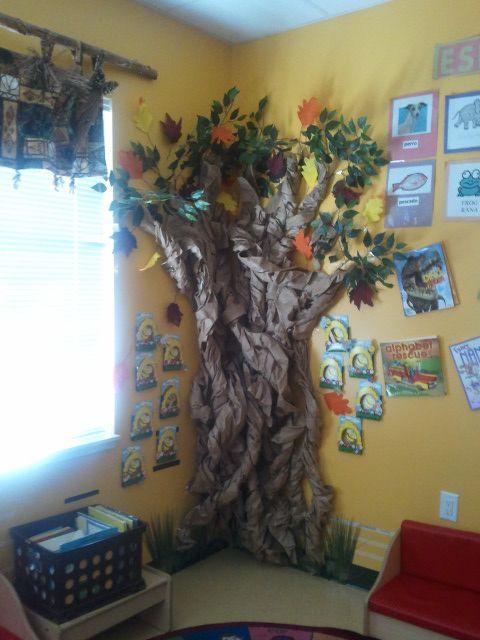 Classroom Design Grade 3 ~ Best classroom tree display ideas images on pinterest
