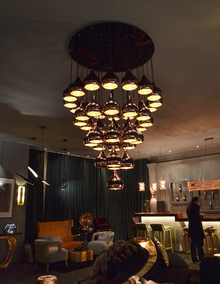 Come to #maisonetobjet 2015 edition! DelightFULL has the cooller stand in Hall 8 D38! We are here with our partner BRABBU Boca do Lobo and By Koket pass by Covet Lounge at hall 5 , N15 and enjoy our vintage lighting pieces! www.delightfull.eu