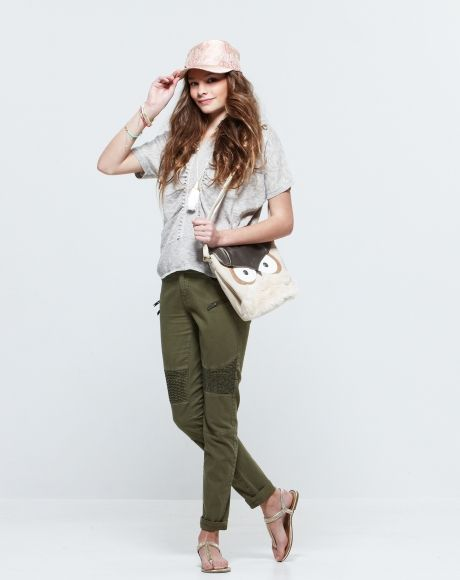 Pavement Brands - Abby Knit + Stacey Jean + Serena Sparkly Sandal