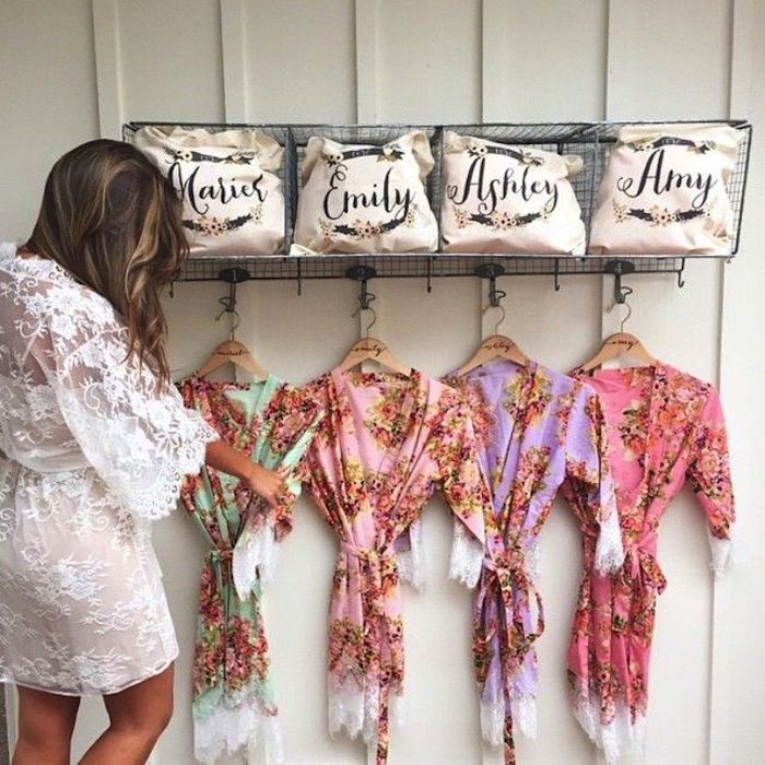 Bridesmaid Gifts the Girls Will Adore - MODwedding
