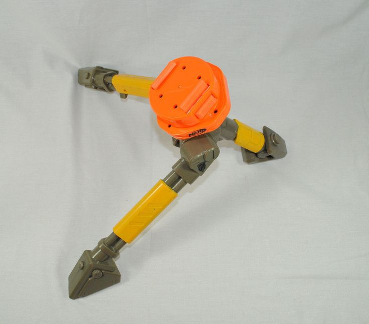 nerf machine gun with tripod