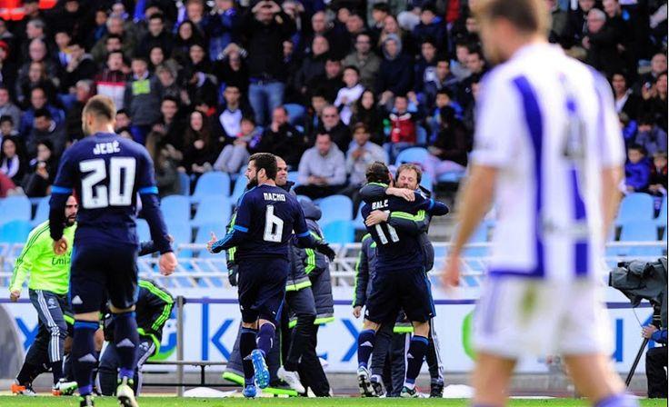 Real Madrid Memetik Kemenangan Di Laga Pembuka Liga Spanyol
