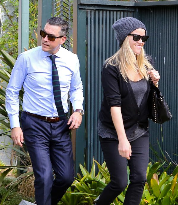 Reese Witherspoon  Husband Arrested In DUIIncident
