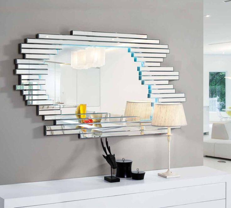 17 mejores ideas sobre espejos modernos en pinterest for Espejos modernos baratos