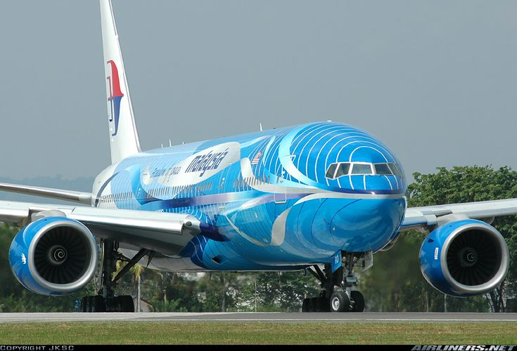 "Malaysia Airlines Boeing 777-2H6/ER | ""Freedom of Space"" livery"