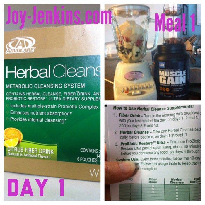 Advocare Herbal Cleanse www.advocare.com/120837277