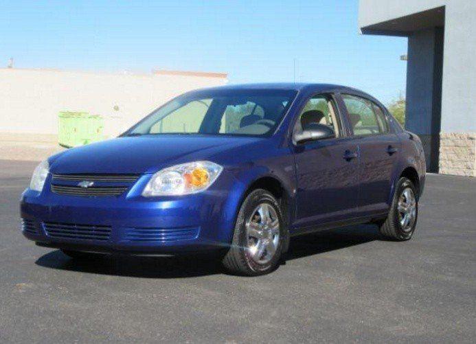 2007 #Chevrolet #Cobalt 4dr Sdn LS #Cars - #McKinney, TX at #Geebo