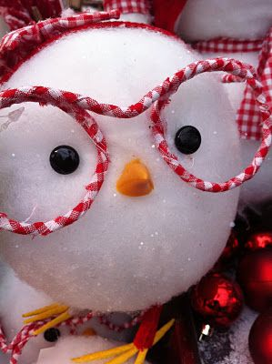 cutest owl ornament ever!!!!