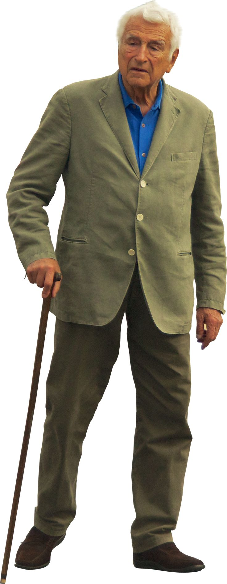 elderly man walking - photo #8