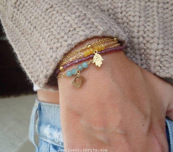 bracelets #lovebiarritz