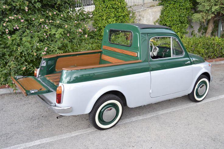 FIAT 500 Pick up