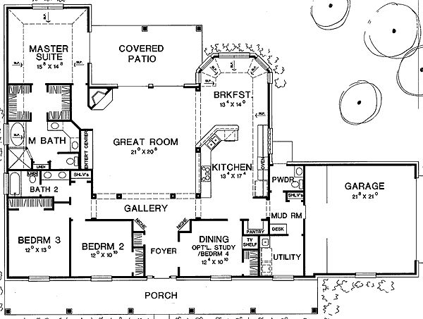 243 Best House Plans Exteriors Images On Pinterest   Dream House Plans,  House Floor Plans And Country House Plans