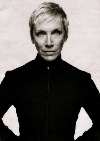 Annie Lennox.  She is a great talent with wonderful, soulful, meaningful & expressive thoughts via Facebook also.  A gifted writer & thinker with the voice of an angel.
