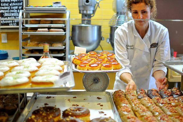 Donut Bar - San Diego by CathyChaplin/GastronomyBlog.com, via Flickr