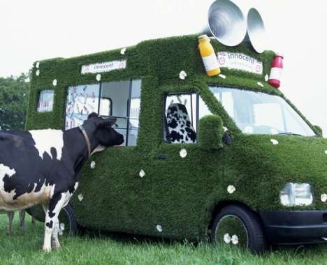 Pimped out rides by Innocent Drinks
