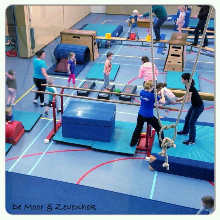 Gym @ ouder kind gym & kleutergym
